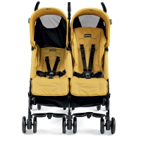 Коляска Peg-Perego Pliko Mini Twin Mod Yellow