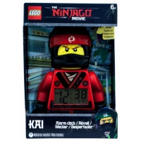 Будильник Lego Ninjago Movie 9009211 Kai