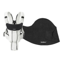 Нагрудник к рюкзаку кенгуру BabyBjorn Original Active Synergy Miracle Black