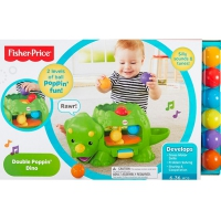 Игровой набор Mattel Fisher-Price Динозавр с шариками