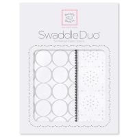 Пеленки SwaddleDesigns Duo ST Mod C/Sparklers