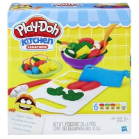 Игровой набор Hasbro Play-Doh Приготовь и нарежь на дольки B9012
