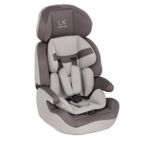 Автокресло Lider Kids City Travel Grey Light Grey