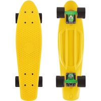 Скейтборд Y-Scoo RT Big Fishskateboard 27 green/black
