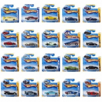 Базовые машинки Hot Wheels в ассортименте N3758