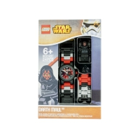 Часы наручные Lego Star Wars 8020431 Darth Maul с минфигуркой