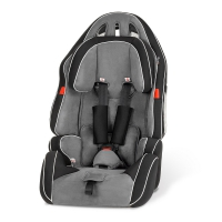 Автокресло Esspero Cross Sport 1-2-3 (9-36 кг) Space Grey