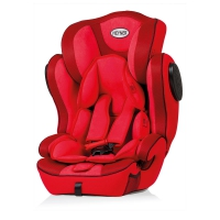 Автокресло Heyner MultiProtect Ergo 3D-SP Racing Red