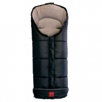 Флисовый конверт Kaiser Iglu Thermo Fleece black/black/light gray