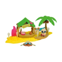 Игровой набор Simba YooHoo&Friends Beach с аксесс.