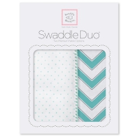 Пеленки SwaddleDesigns Duo SC Classic