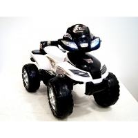 Электромобиль RiverToys JY20A8 Черный