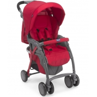 Коляска прогулочная Chicco SimpliCity Plus Top Red