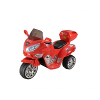 Электромобиль RiverToys Moto HJ 9888 Красный