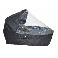 Дождевик на люльку Larktale Coast Rain Cover - Carry Cot