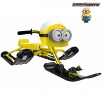 Снегокат Snow Moto MINION Despicable ME yellow