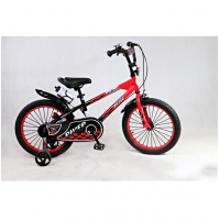 Велосипед RiverBike F-16 red black