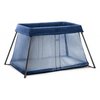 Манеж-кроватка BabyBjorn Travel Crib Light Dark blue