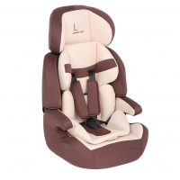 Автокресло Lider Kids City Travel Brown Beige