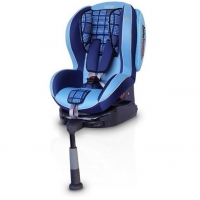 Автокресло Welldon Royal Baby SideArmor & CuddleMe Iso-Fix 1 (9-18 кг) Blue