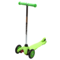 Самокат Scooter 21st Scooter SKL-06A Зеленый