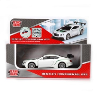 Машина Технопарк Bentley Continental GT3 металл. (67319)
