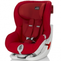 Детское автокресло Britax Roemer King II Flame Red
