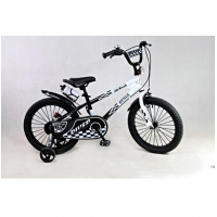 Велосипед RiverBike F-18 black white