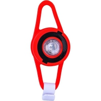 Фонарик Y-Scoo Globber Flash Led red