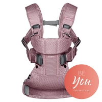 Рюкзак-Кенгуру BabyBjorn One Air Mesh Лавандовый