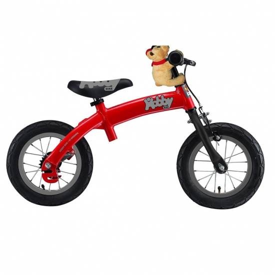 Велобалансир+велосипед Hobby-bike RT original ALU NEW 2016 red